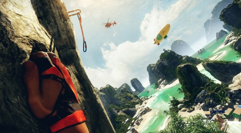 Crytek unveils new VR game The Climb
