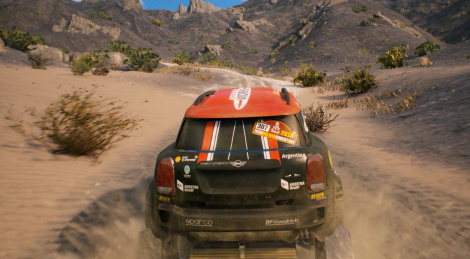 DAKAR 18 stages videos