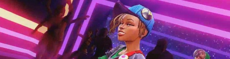 Dance Central 3 is shown in rhythm