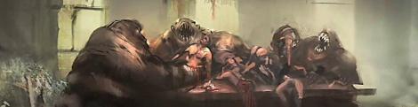Dante S Inferno Gluttony Gamersyde