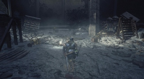 Dark Souls III: The Ringed City Gameplay