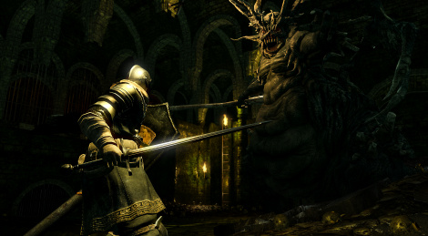 Dark Souls Remastered screens