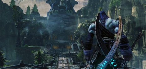 Darksiders 2: CGI Trailer & Screens