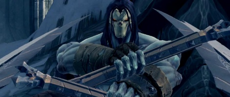 Darksiders 2 goes behind the mask