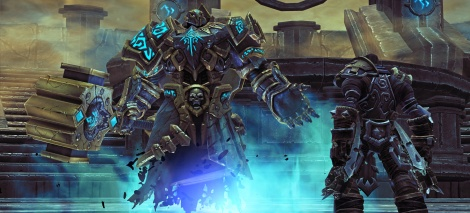 Darksiders II: Arena mode revealed
