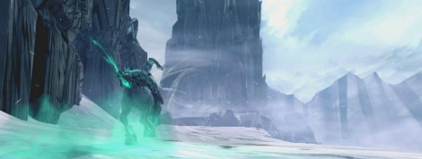 Darksiders II: Death's World