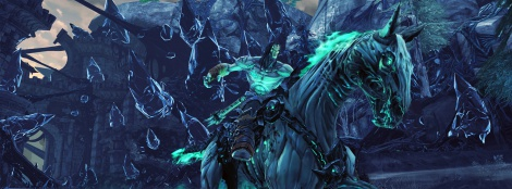 Darksiders II: Deathinitive screens