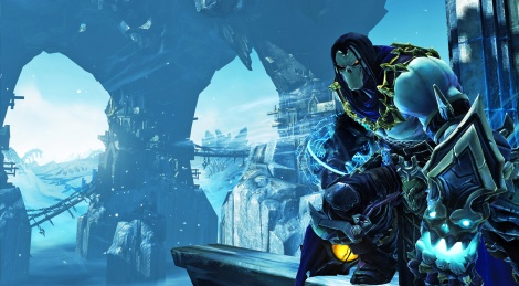 Darksiders II is a tomb raider