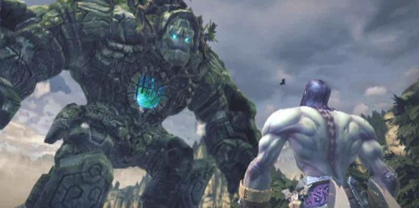 Darksiders II talks Death's story