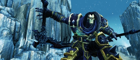 Darksiders II: Wii U screens