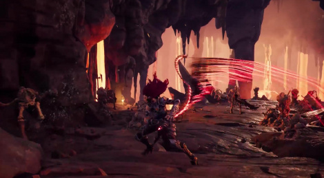 Darksiders III: Gameplay Trailer