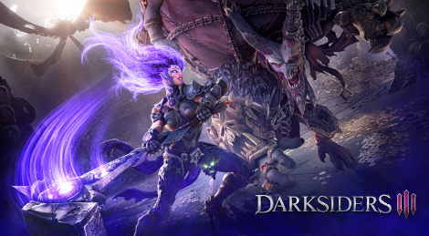 Darksiders III shows Fury's powers