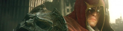 Darksiders: two featurettes and a cinematic
