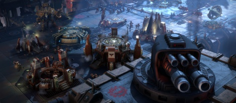 Dawn of war III illustre son multijoueur