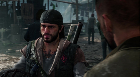 Days Gone: Gameplay E3 Alternatif