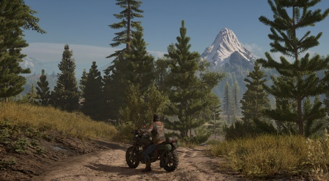 Days Gone: PS4 Pro screenshots