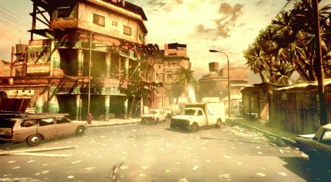 Dead Island launches itself
