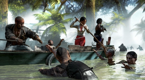 Dead Island Riptide is official