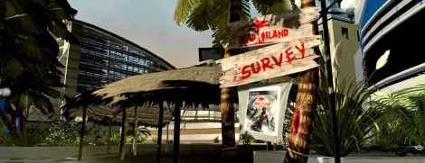 Dead Island takes over PlayStation Home