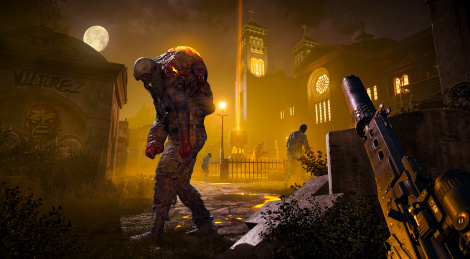 Dead Living Zombies invade Far Cry 5