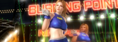 Dead or Alive 5 gets free costume pack