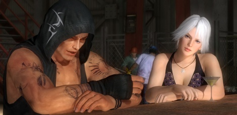 Dead or Alive 5 introduces Rig