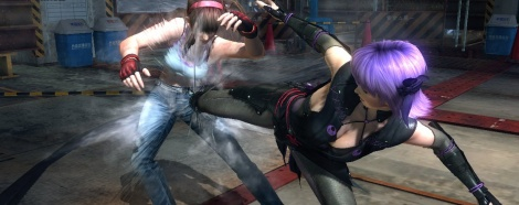 Dead or Alive 5 new screenshots