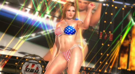Dead or Alive 5 s'exhibe