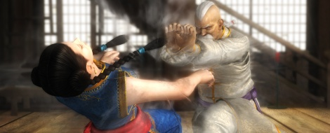 Dead or Alive 5 welcomes Gen Fu & Pai