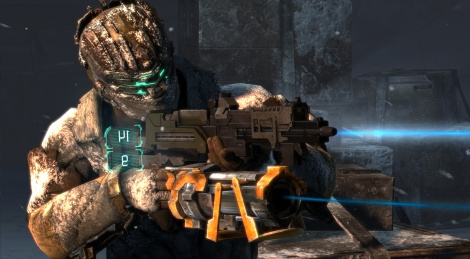 Dead Space 3 gets a screenshot