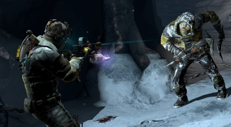 Dead Space 3 new screenshots
