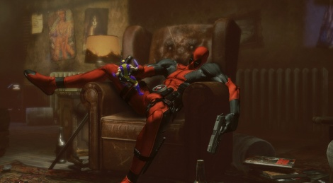 Deadpool gets his own game