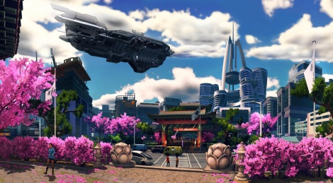 Deep Silver reveals Agents of Mayhem