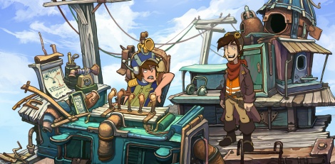 Deponia arrives on PS3