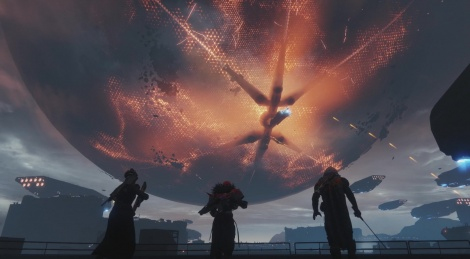 Destiny 2: Cinematic & Dev Diaries