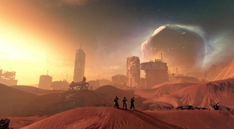 Destiny : Mars trailer