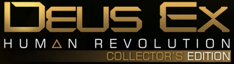 Deus Ex HR: Collector's Edition
