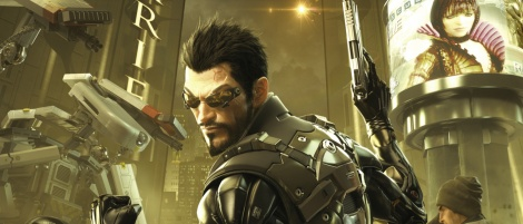 Deus Ex HR coming to Wii U