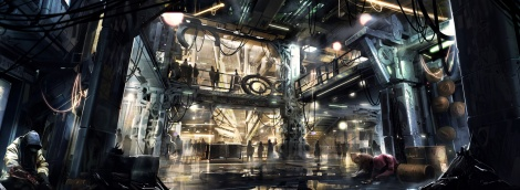 Deus Ex HR DC dated, next-gen game teased