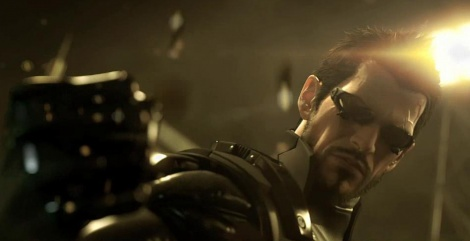 Deus Ex: HR in motion on Wii U