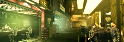 Deus Ex HR PC Screens