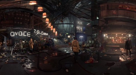 Deus Ex: Mankind Divided - 360° Tour