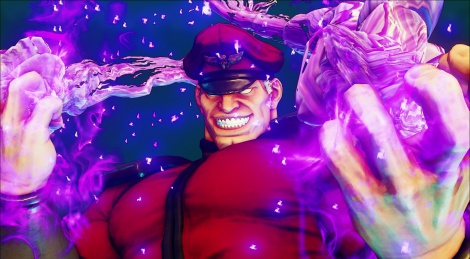 Dictator joins Street Fighter V roster