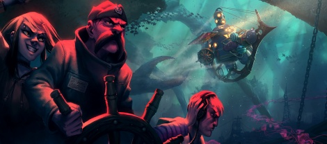 Diluvion dives into the deep sea