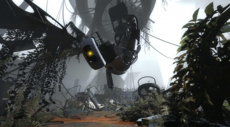 Direct feed Portal 2 video