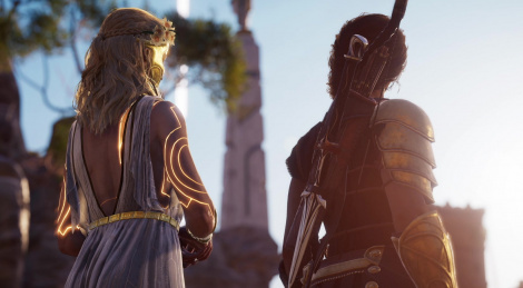 Direction l'Atlantide pour Assassin's Creed Odyssey