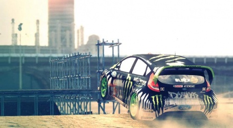 DiRT3 : Gymkhana Mode