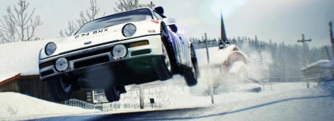 DiRT 3: Snow... again!