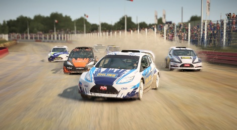 DiRT 4 releases today