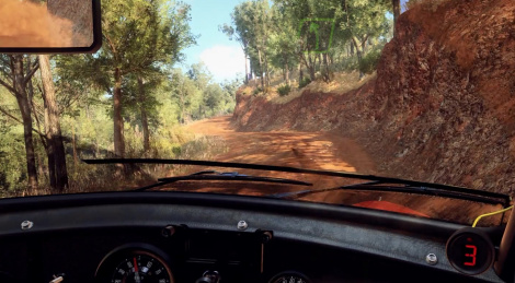 DiRT Rally 2 and its 4K Australia